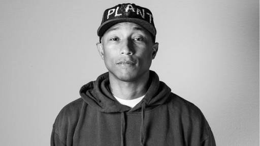 Pharrell Williams shakes up The Dome