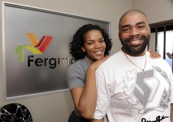 Eighteen Years Of Love For Connie And Shona Ferguson
