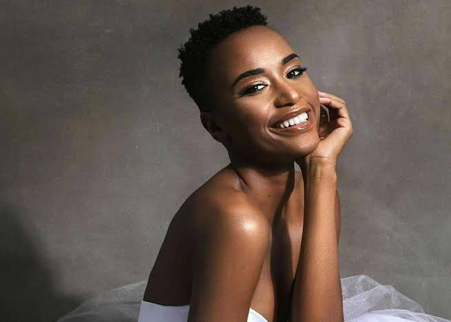 Zozibini Tunzi in running for 'African Social Star of 2020' honour at E! People's Choice Awards